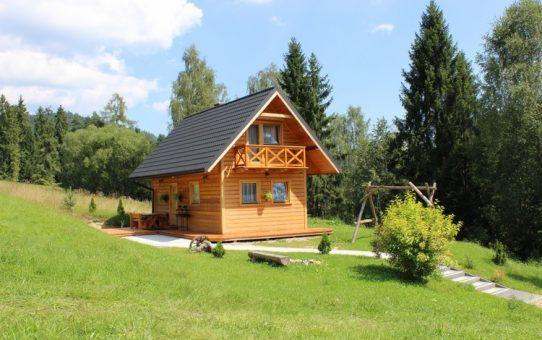 Domek w górach